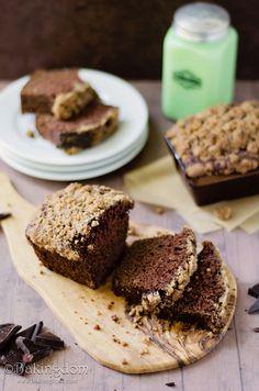 Cinnamon Streusel Chocolate Bread