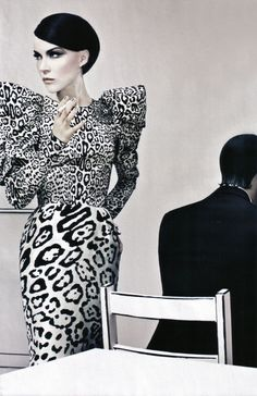 Steven Klein | Vogue Italia | The Classy Daphne