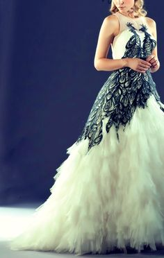 Fleur's Disgustingly Gorgeous Wedding Dress.