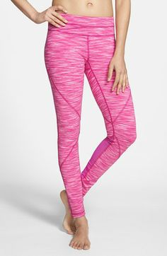 Zella 'Halo Live In Eclipse' Leggings available at #Nordstrom