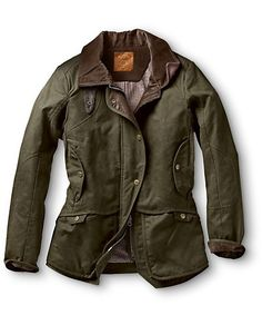 Kettle Mountain Waxed Jacket