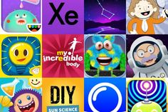 13 Apps for Kid Scie