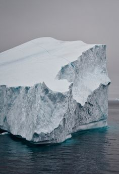 See an Iceburg!