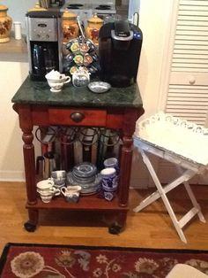 Create A Coffee Bar