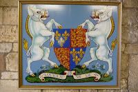 York Corpus Christi Plays Research Trip: Richard III's Coat of Arms