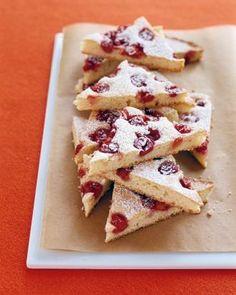Simple Cake Recipes // Cherry Sheet Cake Recipe