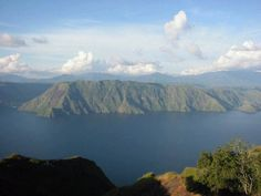The most beautiful piece of nature I have seen so far: Lake Toba, Sumatra, Indonesia