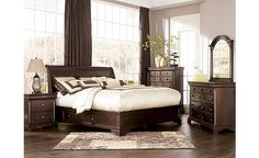 decor, sleigh beds, bedroom idea, bed sets, bedroom furniture, bedroom sets, master bedrooms, hous, sleigh bedroom