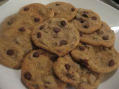 HAYLEE'S FOOD: Chocolate Chip Cookies