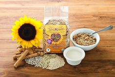 healthy alternatives, lydia organ, cinnamon cereal, crunchi cereal, breakfast bars, apples, gluten free, granola, cereals