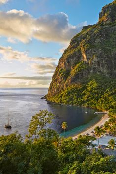 Viceroy Resort, St. Lucia Caribbean
