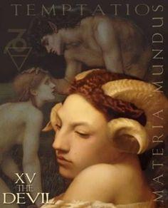 """The Devil"" of Major Arcana"