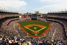 Yankee Stadium - Home to the New York Yankees