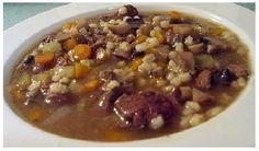 Crock Pot Beef and Barley Soup
