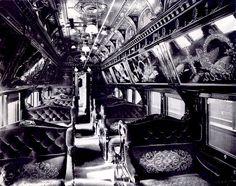 Booths Pullman Train