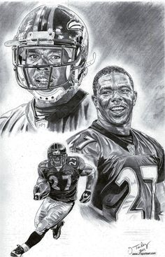 Ray Rice drawing