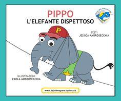 Ciao, sono Pippo, sei mai salito su un albero? Sai quante cose si vedono da qua su, vieni e vedrai quanti colori, rumori e suoni però... AIUTOOOOO, leggi la mia storia... subito!!!  http://www.labalenapanciapiena.it/lelefante/