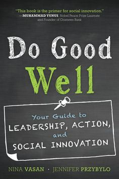 Do Good Well: Your G