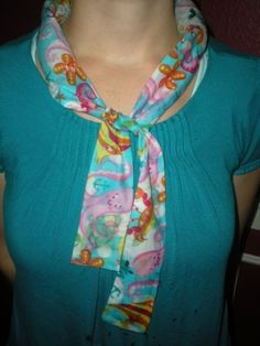Make Your Own Cooling Neck Wrap-Great for the summer!!