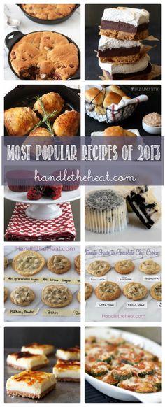 The Most Popular Recipes of 2013 from http://handletheheat.com #dayrecipes.com #recipe #Top_Recipes #Recipes_Ideas #Paleo_Diet_Recipe #detox_recipes #BestRecipes