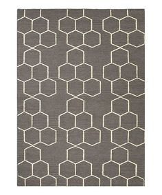 Gray & Black Wool Rug by Jaipur Rugs Visit http://gicor.ca/ for more