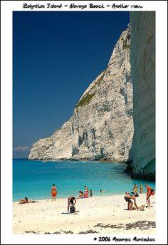 Navagio Beach,  Zakynthos, Greece Copyright: Mpampis Mantoukas