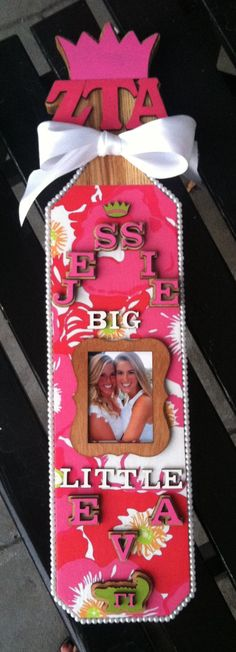 Paddle from my little! ZTA