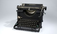 News Corporation News History Gallery: 1929 Remington typewriter that was owned by Walter Winchell. He later gave the typewriter to his secretary, Rose Bigman.   Newseum collection    Photo credit: James P. Blair/Newseum collection