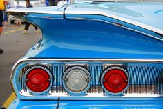 #car #blue #detail