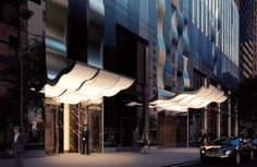 #one57 entrance #Manhattan