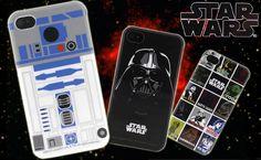 Strapya World : Star Wars iPhone 4S/4 Hard Cases