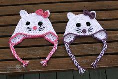 cute Hello Kitty hats