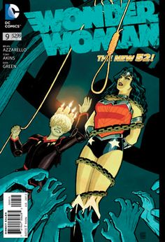 Comic Book Review: 'Wonder Woman' #9