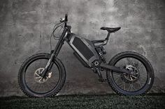 Stealth Electric Bikes, Bomber, Dark Knight, Batman, Gotham, electric vehicle, transportation, pedal power,