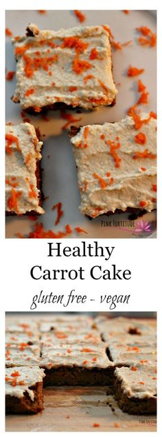 Carrot cake is the q