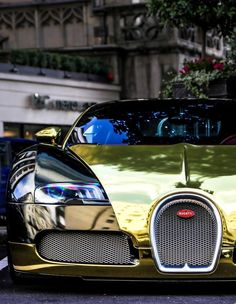 The one and only Bugatti Veyron