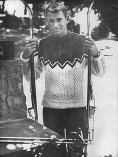 Spinnerin Hand Knits for Men