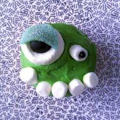 Monster cupcake!