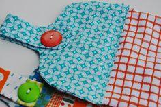 craft, hang dish, hang towel, tea towels, sew idea
