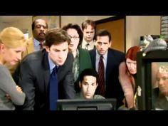 The Office Season 7 Bloopers