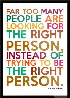 gloria steinem quotes with pics | Truth / Gloria Steinem Framed Quote