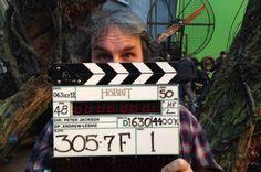 "LOVE YOU PETER    Cuevana | Peter Jackson finaliza ""El Hobbit"""