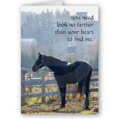 Pet Loss Sympathy Card for Horse Lovers http://www.zazzle.com/pet_loss_sympathy_card_for_horse_lovers-137040524108508595 Photography and original poem by © Renee Fukumoto All Rights Reserved Horse Poems, Sympathy Cards, Horses, Card Pet, Pet Loss, Loss Sympathi, Black Hors, Awesom Quot, Loss Quot