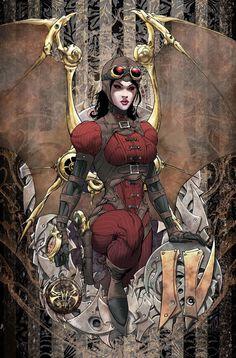 Lady DemoniKa by ~joebenitez on deviantART
