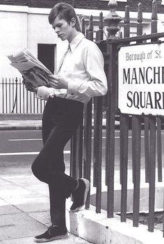 david bowie, 1960s