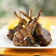 Balsamic-Glazed Lamb Chops