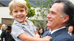 "This is one of our precious grandsons with ""Papa"" at an event in CA"