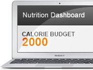 Track your nutrition budget on MapMyfitness.com