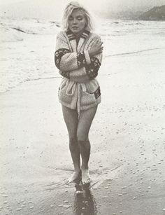 Marilyn photographed by George Barris in 1962