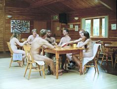 SELF PUBLISH, BE HAPPY ♥ YOUNG BRITISH NATURISTS BY LAURA PANNACK